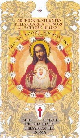 El Sagrado Corazón obedece