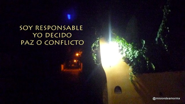 Soy responsable