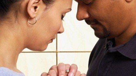 Oración para la reconciliación de pareja