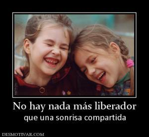 Compartir sonrisas