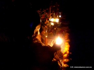 altar de muertos casa 2014