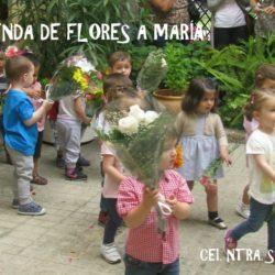 Flor a María tambien es saludar